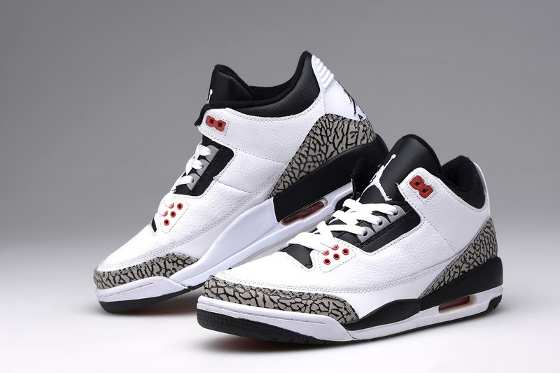 basket nike air jordan 3 retro