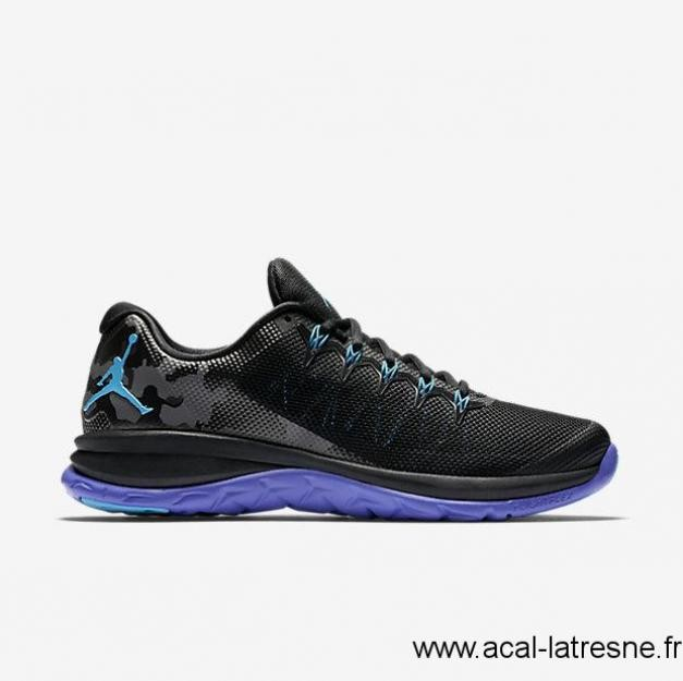Nike Jordan Flight Runner Noir / Anthracite / Blanc